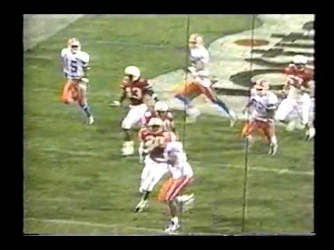 1996 Nebraska vs Florida Fiesta Bowl ESPN Postgame