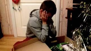 Ребёнку подарили Xbox 360 его реакция