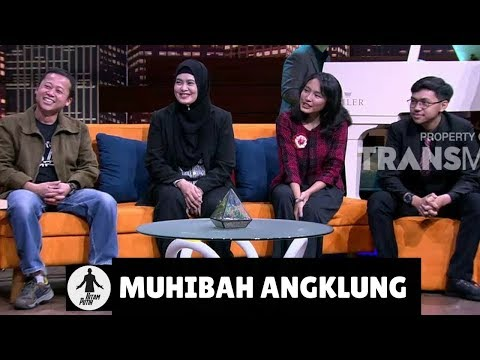 MUHIBAH ANGKLUNG | HITAM PUTIH   (05/01/18) 2-4