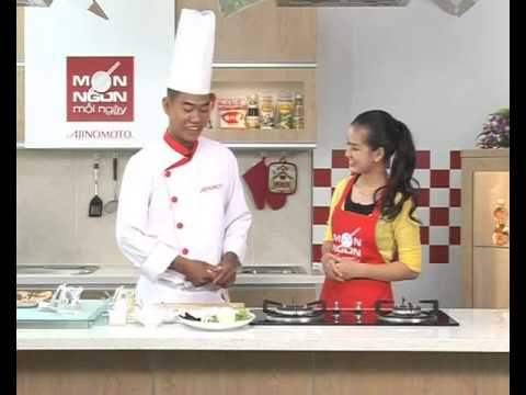 Hướng Dẫn Nấu Ăn Cách Nấu Món Ếch Xào Lăn – Món Ngon Mỗi Ngày HTV7