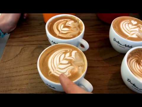 Barista Tutorial Live Part 2 - How to steam different kinds of the milk