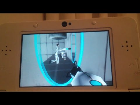 Portal gets unofficial 3DS remake - Geek com