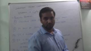 "Physical properties of Ethanol""Chemistry Tutorials Pathshala"""