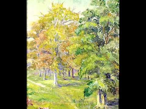 "Anna Heyward Taylor paintings_0001.wmv Miles DAVIS ""My old Flame"""