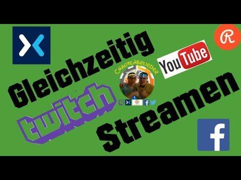 Mehrere Twitch Streams Gleichzeitig