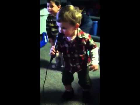 Caydon karaoke