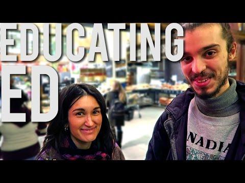 Educating Earthling Ed // Zero Waste at Whole Foods