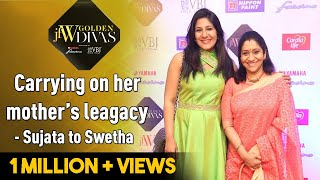 JFW Golden Divas - Sujatha Mohan and Shweta Mohan