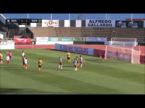 Highlights Testspiel YB - RB Salzburg (2:0)