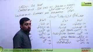 Sir Syed Ahmed Khan Biography In Urdu Pdf