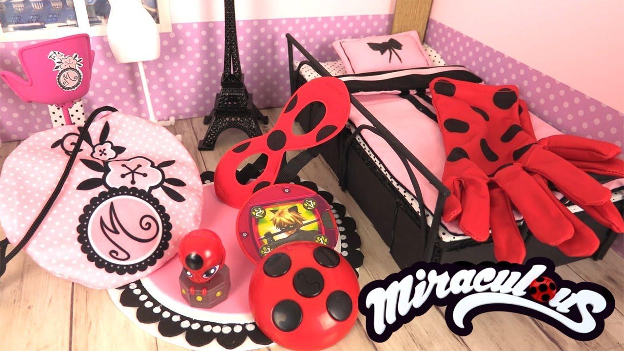 Coloriage Miraculous Kwami Paon.Miraculous Ladybug Accessories Be Marinette Ladybug