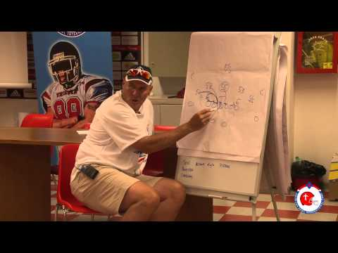 Mark Rypien 1st Speech at American Bowl Camp 2015