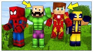 VITA DA SUPEREROI! - Minecraft ITA
