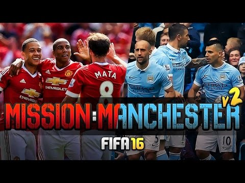 FIFA 16 - MISSION MANCHESTER V2 EP64 | OMFG WE DID IT!!!