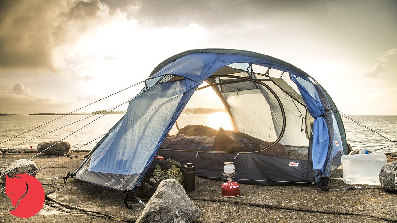 Abisko View - Fjllrven Tents - YouTube