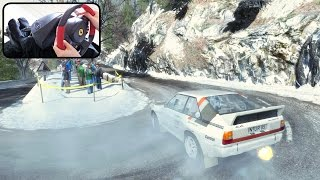 Group B Rally - Audi Quattro (DiRT Rally)