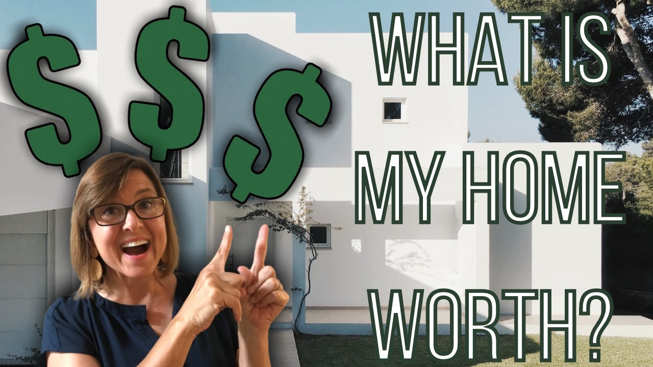 Find out the value of your home!