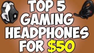 Video Top 5 Gaming Headphones To Buy Under $50 - 2017 download MP3, 3GP, MP4, WEBM, AVI, FLV Juli 2018
