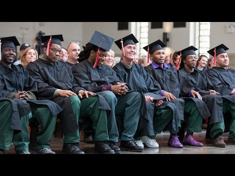 Cornell Prison Education Program - 2014 Graduation