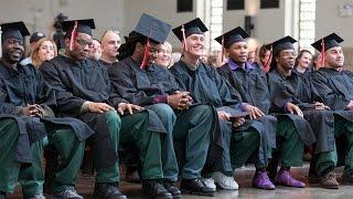 Cornell Prison Education Program - 2014 Graduation