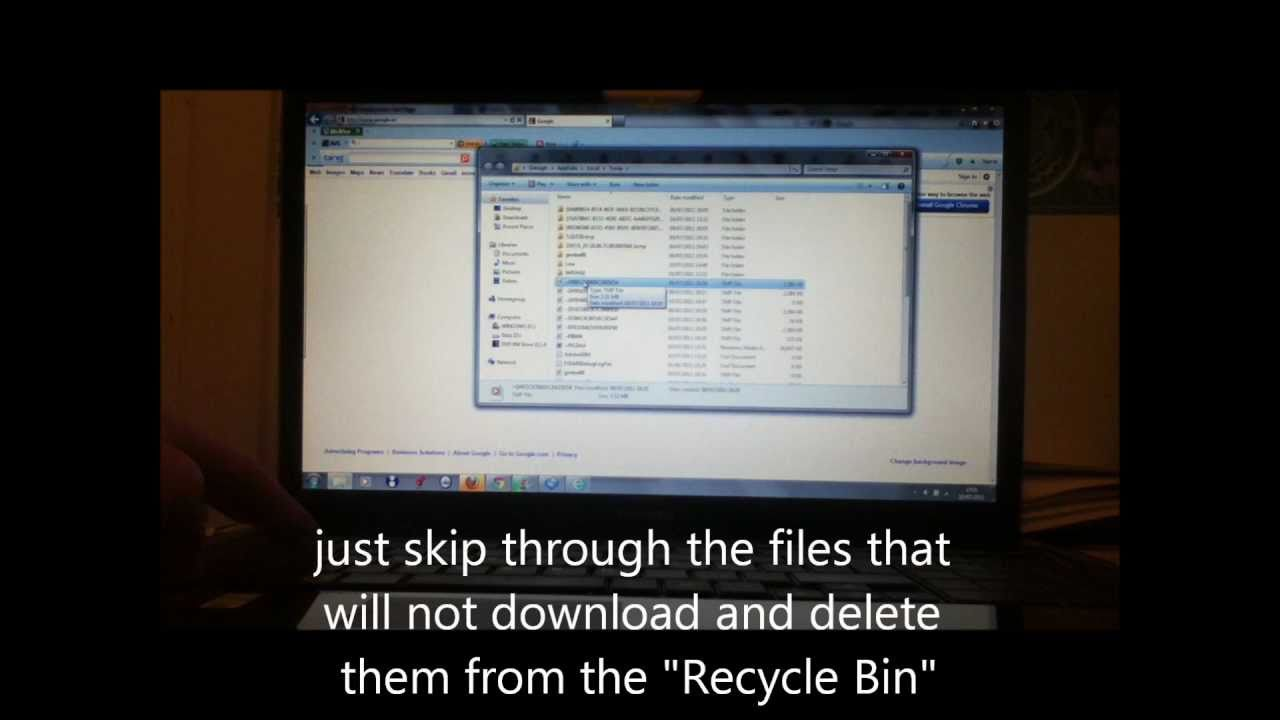How To Delete All Internet History From All Browsers And Temporary Internet  Files Tutorial 2016