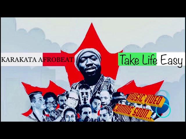 Kara-Kata Afrobeat Group, Canada (KAGC)