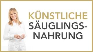Künstliche Säuglingsnahrung | Dr. Petra Bracht| Gesundheit,