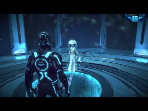 Tron Evolution PC Walkthrough Part 7...