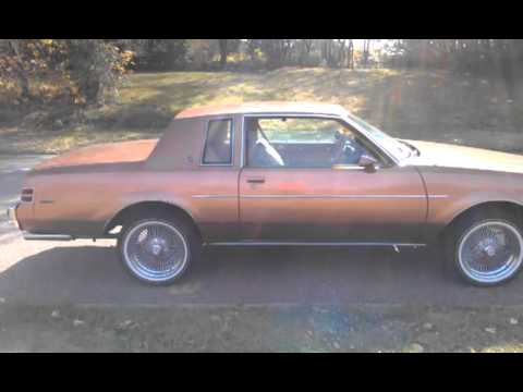 1986 buick regal 17 daytons and vogues   youtube