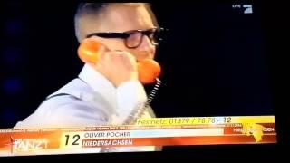 Deutschland Tanzt | Oliver Pocher PERFORMANCE