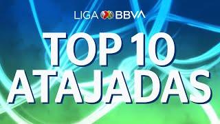 Top 10 - Mejores Atajadas | Apertura 2019 - Liga BBVA MX