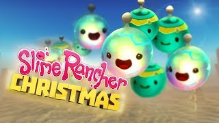 COLLECTING ALL THE ORNAMENTS! - Slime Rancher 1.1.2 Full Version Gameplay Part 26
