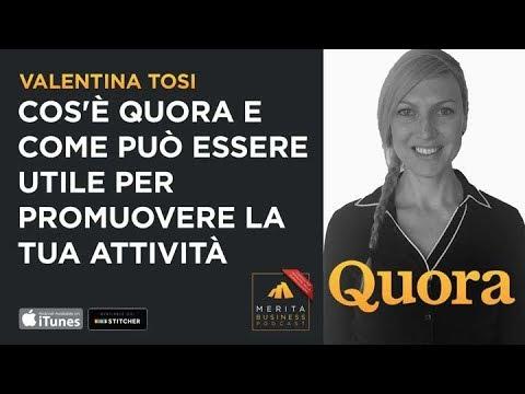 Cos'è Quora e come può essere utile per promuovere la tua attività