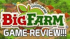 Mega Siblings Goodgame's Big Farm Review