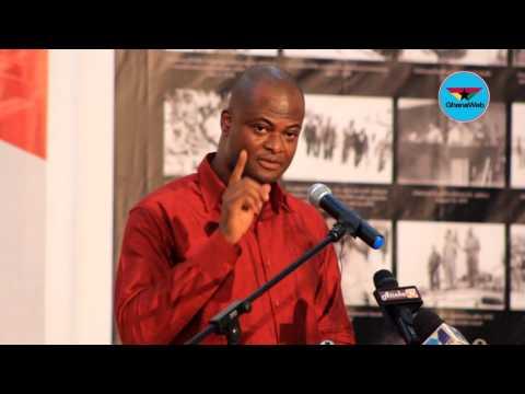 Dr. Raymond Atuguba's speech at the Maiden Revolutionary Lecture Series