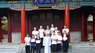 Shaolin Kultur Camp 2014