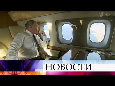 Владимир Путин поручил
