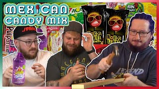 The boys travel to Mexico for some chili powder and play-dough...