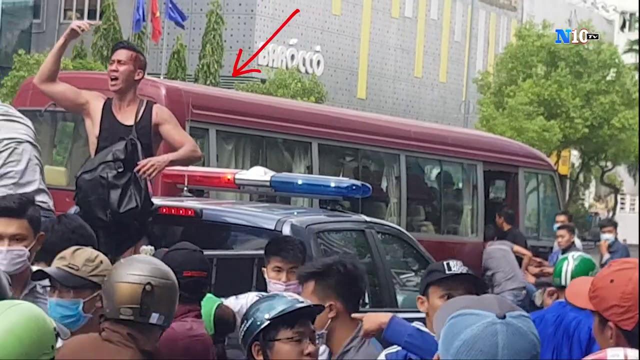 Image result for Will Nguyen bị đánh vì biêu tình