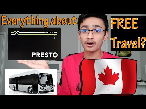 What is PRESTO card in Canada   Benefits of PRESTO Card   BE CAREFUL!
