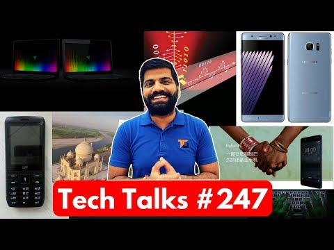 Tech Talks #247 - Jio Phone Box, Nokia 8 Leak, Google Play Protect, Apple Charging, BharatNet