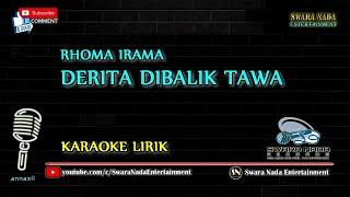 Download Derita Dibalik Tawa - Karaoke Lirik
