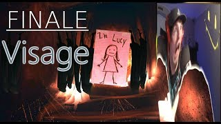 THE FINALE - Visage - #4