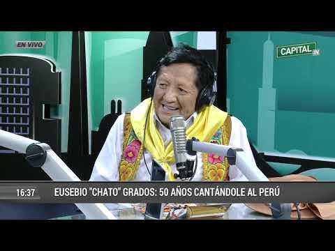 'Chato' Grados: Si