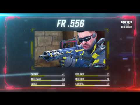 Call of Duty®: Mobile S1 New Weapon | FR .556