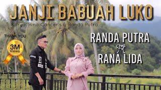 Lagu Minang Terbaru 2021 Randa Putra Ft Rana Lida Janji Babuah Luko