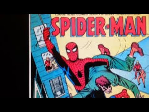 Did Stan Lee create Spider-Man with Steve Ditko & Jack Kirby in 1954? Spiderman Homecoming