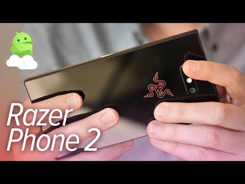 Razer Phone 2 hands-on impressions: Brighter, Faster, Shinier!