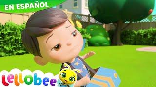 NUEVA CANCIÓN | En el Coche nos Vamos | Dibujos Animados | Little Baby Bum en Español