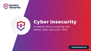 Cyber Insecurity: Episode 1
